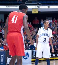 Parker Jackson-Cartwright, Stanley Johnson, Xavier Johnson (Colorado Basketball)