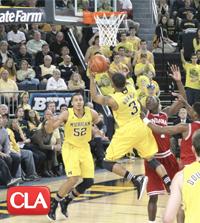 Trey Burke, Northland High School, Michigan Wolverines Basketball Sophomore
